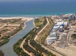 Israel showing the water-technology way