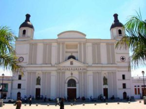 CAP HAITIAN CATHEDRAL DESECRATED BY PREVAL/ARISTIDE VANDALS