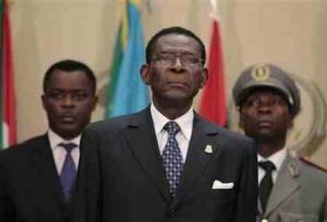 MORE CORRUPTION IN UN!!! Tainted African ruler may get UN prize in his name