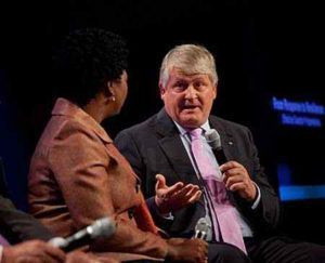 Denis O'Brien is optimistic about Haiti and Ireland