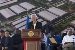 South Korean garment manufacturer moves forward on building factory in northern Haiti