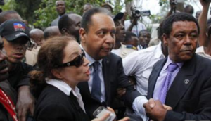 Haiti's Duvalier faces trial for corruption, not abuses