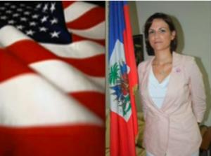 Voter registration card information of Stephanie Villedrouin