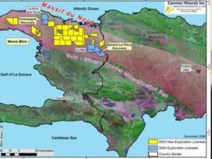 Haiti sera dépouillée de ses richesses [en or] par une corporation can