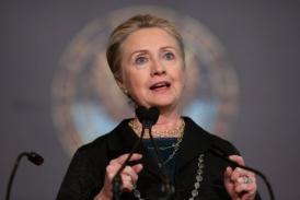 Hillary Clinton headed to Haiti Monday