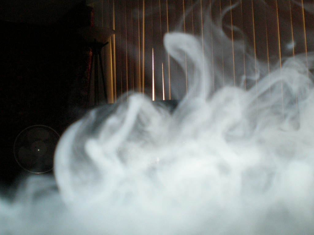 How to make your hookah smoke thicker