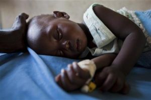 Setback for first malaria vaccine in African trial