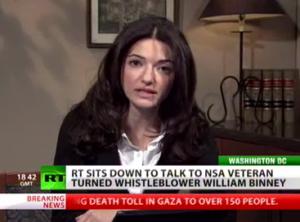 'Everyone in US under virtual surveillance' – NSA whistleblower