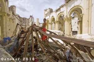 Architect for Port-au-Prince cathedral announced