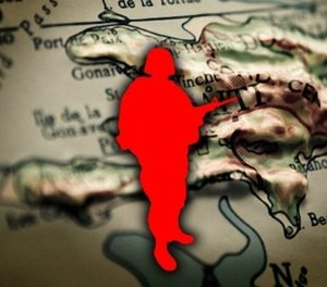 GRANDE GOAVE TAKEN BY ARISTIDE/LAVALAS TERRORISTS