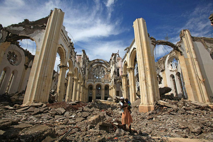 Haiti 2010 earthquake: then and now – in pictures | HAITIAN-TRUTH ...