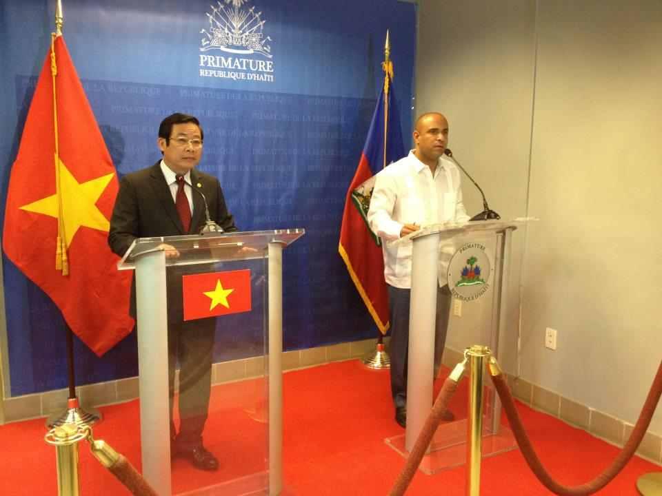 Vers la redynamisation de la coopération entre Haïti et le Vietnam