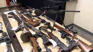 Orlando man charged with illegally shipping guns to Haiti