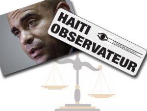 Haiti's PM pursues defamation case in US court