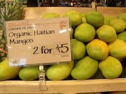 Guatemala and Haiti joined Mexico in offering mangoes to the US
