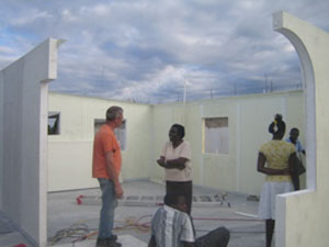 After cautious start, Haiti church rebuilding program gains momentum