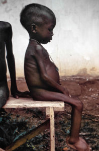 ARISTIDE COMMENTS ON STARVATION HE AND PREVAL CREATED!!!-Added COMMENTARY By Haitian-Truth