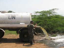 MORE LIES FROM THE UN  UN Chief Tells US It Will Combat Cholera in Haiti-Added COMMENTARY By Haitian-Truth