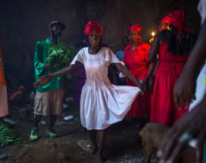 Lwa Mountain: Post-Crisis Vodou in Haiti