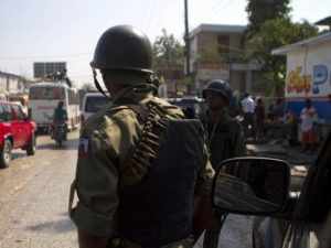 Haiti a step closer to having army again