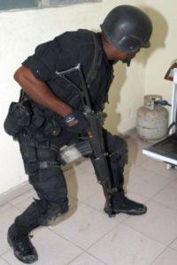 US starts community police program in Haiti