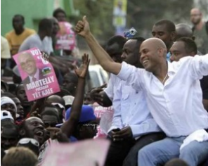 Simon Dieuseul Desras calls for foreign forces to generate a coup against the Martelly – Lamothe government