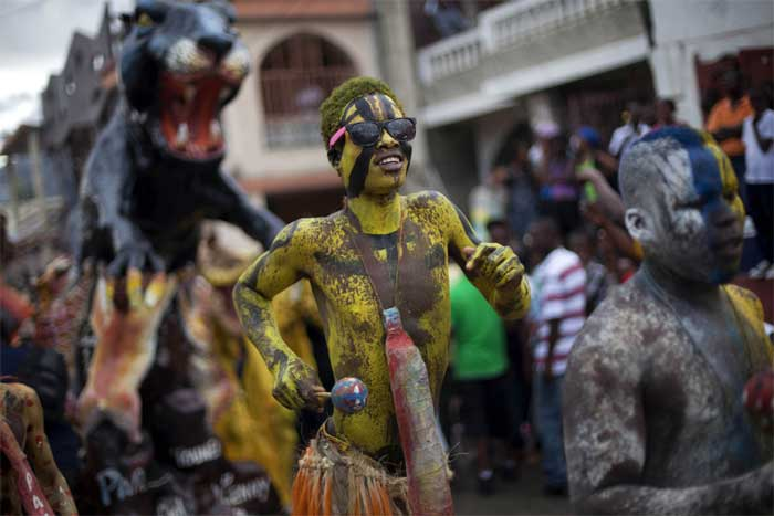 Haiti gears up for pre-lent festivities