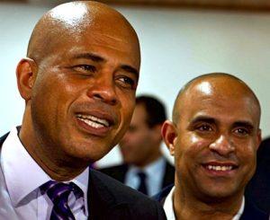 Le president Michel Martelly et le premier ministre Laurent Lamothe appuient les initiatives pour renforcer la croissance économique