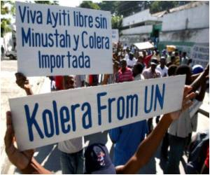 Haiti in the Shadow of Cholera
