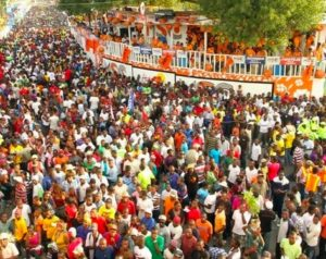 300,000 PACK CHAMPS DES MAR FOR MARTELLY GOVERNMENT'S 3RD ANNIVERSARY