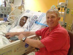 Springfield man funds Haiti girl's facial surgery in U.S.