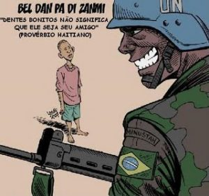 Haiti: UN 'peacekeeping' mission turns 10