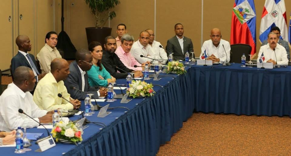 Le Président de la République Michel Martelly et le premier ministre Laurent S Lamothe sont déterminés à resserrer les liens entre les Haïti et la République Dominicaine