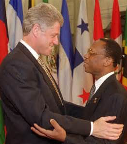 AMERICAN FEDERAL AUTHORITIES CONSIDERING EXTRADITION REQUEST FOR ARISTIDE A LA NORIEGA FOR HIS COCAINE CONSPIRACY – MILDRED ARISTIDE COULD ALSO BE NAMED – ARISTIDE LOOKS TO CLINTON FOR HELP?