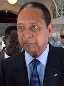 L'ancien dictateur d'Haïti Jean-Claude Duvalier est mort
