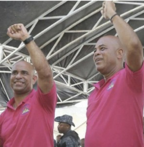 MARTELLY SURRENDERS TO AN OPPOSITION WHO REPRESENT NOTHING, AND HAVE NO PROGRAMS – BUT REPRESENT A THREAT TO SOPHIA, OLIVIER AND KIKO?