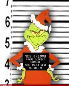 SOPHIA THE GRINCH WHO STOLE NOVEMBER 18