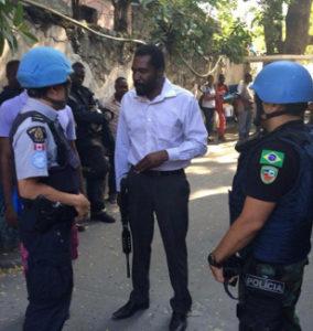 De la légitimité de l'opposition radicale en Haïti