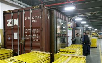 Shipping container home readying for Detroit debut