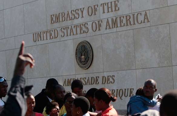Statement of the Embassy of the United States on the Political Situation in Haiti