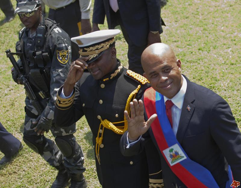 ANOTHER STEP TOWARDS NARCO-STATE:EX-POLICE CHIEF MARIO ANDRESOL SAYS MARTELLY DEMANDED RELEASE OF ARRESTED DRUG DEALERS
