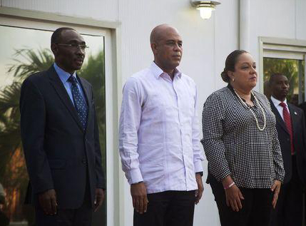NEW GAME WILL SEE MARTELLY TEAM CREATE OUTRAGES AND BLAME THEM ON LAMOTHE… LOOK FOR PUBLIC INSECURITY, DRIVE-BY SHOOTING, POSSIBLY KIDNAPPING WITH MARTELLY WORKING THE MEDIA TO CREATE SHADOW ON LAMOTHE'S REPUTATION- IT HAS ALREADY STARTED.