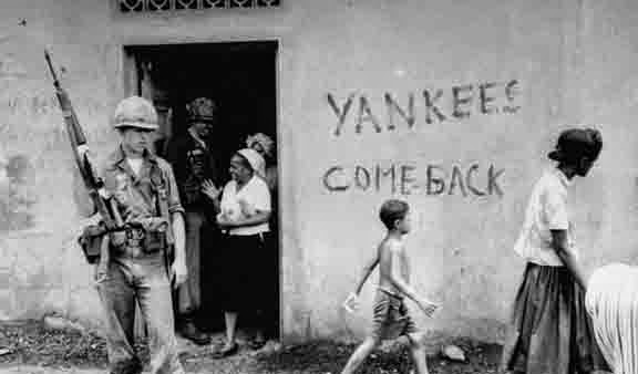 JULY 28, 2015 100TH ANNIVERSARY OF AMERICAN OCCUPATION – HAITI. WORSE NOW THAN WHEN AMERICANS DEPARTED IN 1934