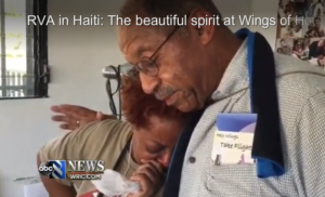 RVA in Haiti: The beautiful spirit at Wings of Hope