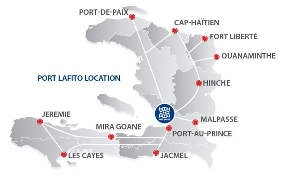 Haiti's Port Lafito Officially Opens