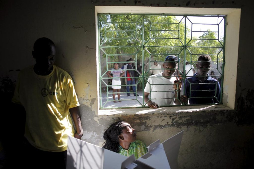 Haiti disqualifies 9 candidates for election violence, chaos-PHOTO GALLERY Showing many crimes