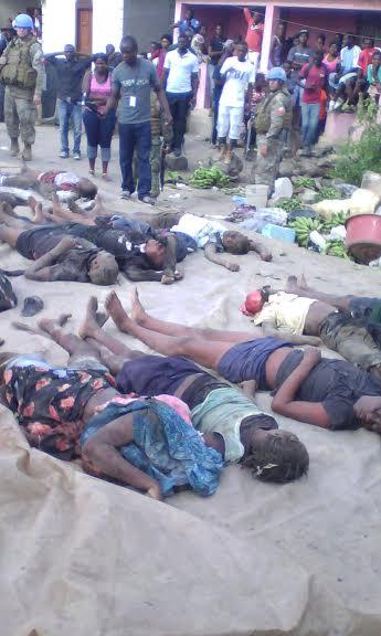 18 Dead in Truck Accident in Northern Haiti