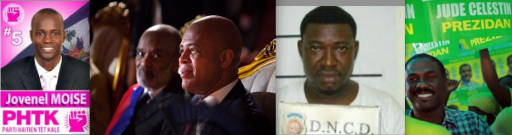 PREVIOUS MARTELLY/PREVAL DEAL SEES PARLIAMENT DIVIDED ROUGHLY 40/35 BETWEEN PHTK AND VERITE