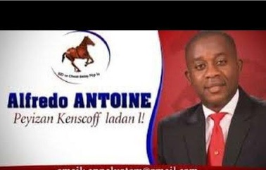 ALFREDO ANTOINE JR. COCAINE KRIMINAL CANDIDAT – Added COMMENTARY By Haitian-Truth