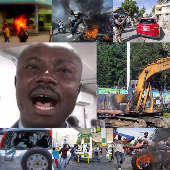 A MOISE JEAN-CHARLES PRESIDENCY IS A RETURN TO ARISTIDE VIOLENCE WITH NO FOCUSED GOVERNMENT – FUNDED BY BRAZIL & DR